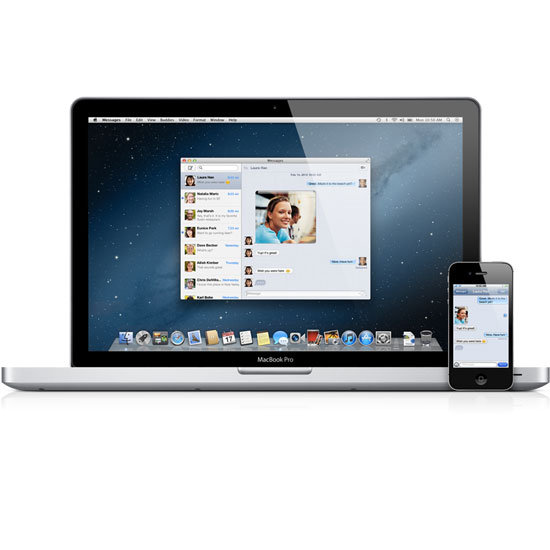 Mac OS X Mountain Lion Preview