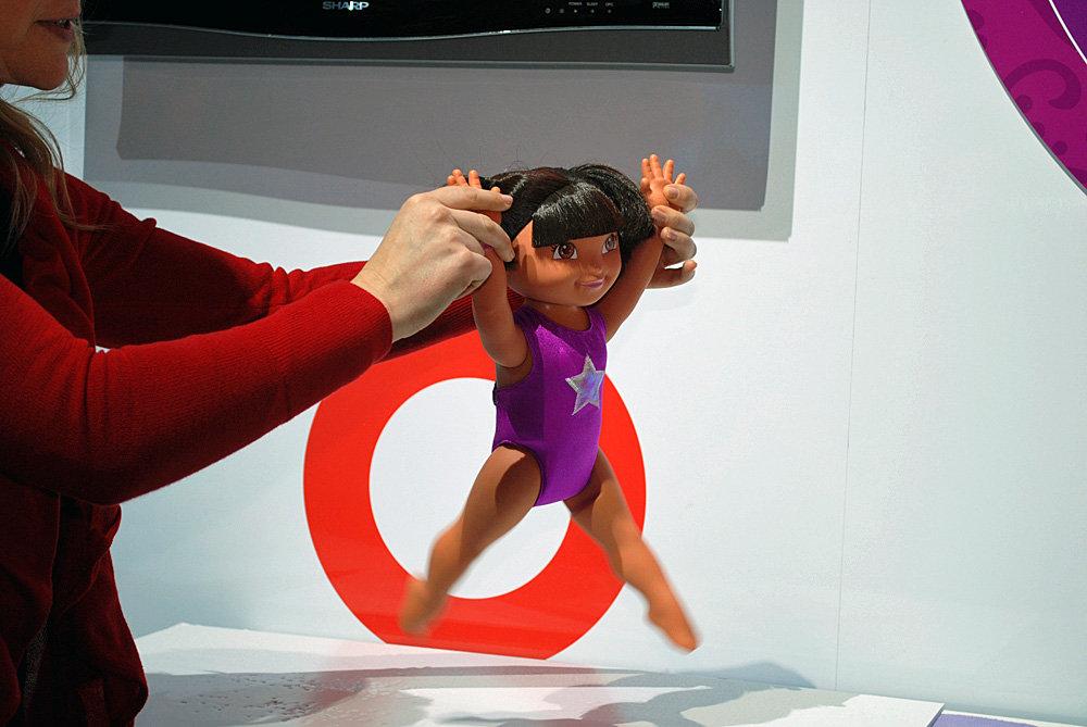 Gymnastics Dora