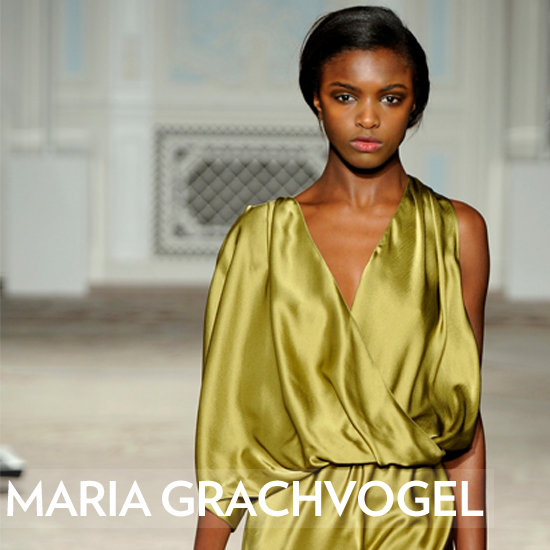 1920s Androgyny Gets Gorgeous at Maria Grachvogel