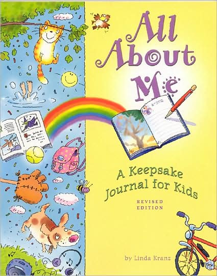 All About Me: A Keepsake Journal For Kids ($9)