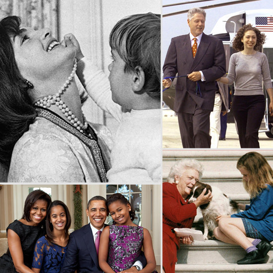 Happy Presidents' Day! A Look Back at Kids in the White House