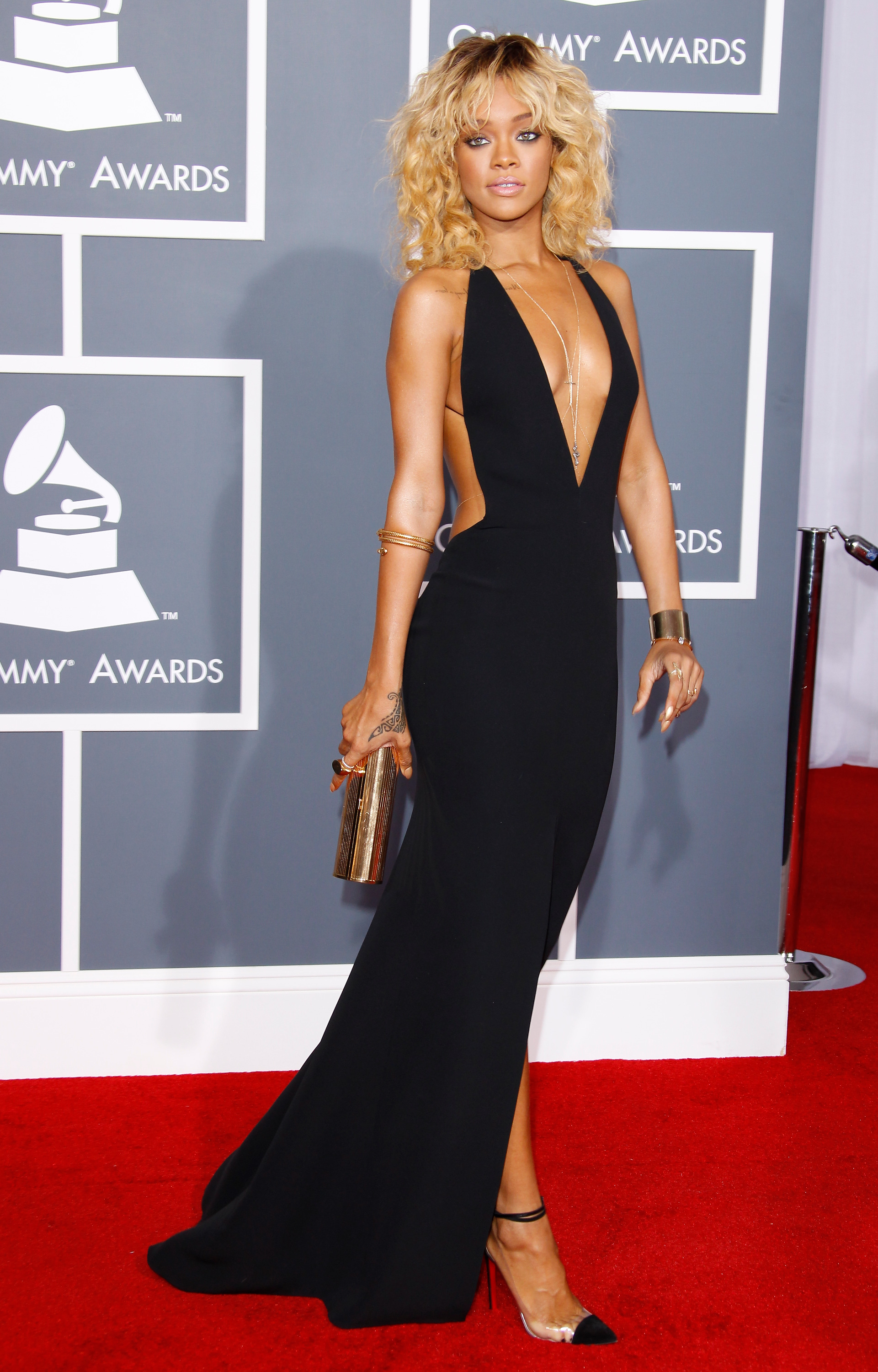 Rihanna's Red-Carpet Style | Rihanna Turns 25 — See Her ...