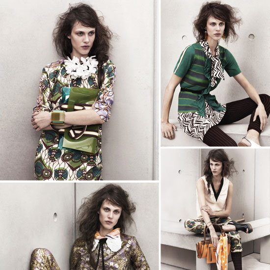 See the Full Marni for H&M Collection: Printed Coats, Killer Dresses and Statement Necklaces Look Good to Us!