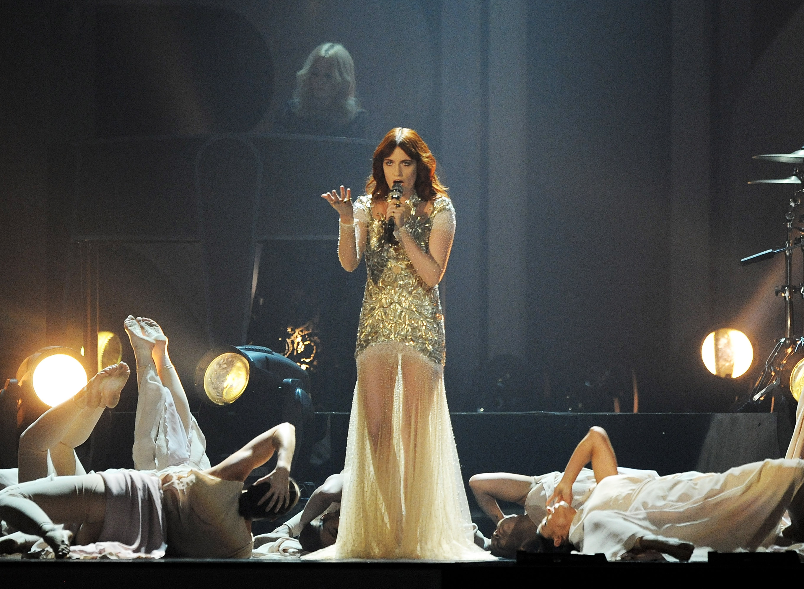 Rihanna, Adele, Coldplay, Bruno Mars, and More Take the Stage and Win Big at the Brit Awards