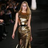 Gold Trend New York Fashion Week Fall 2012