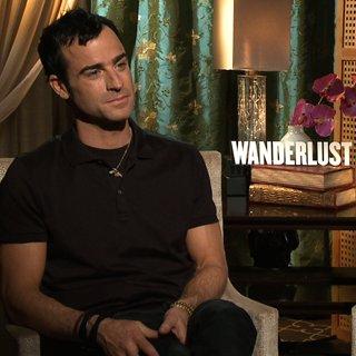 Justin Theroux, Malin Akerman Wanderlust Interview (Video)