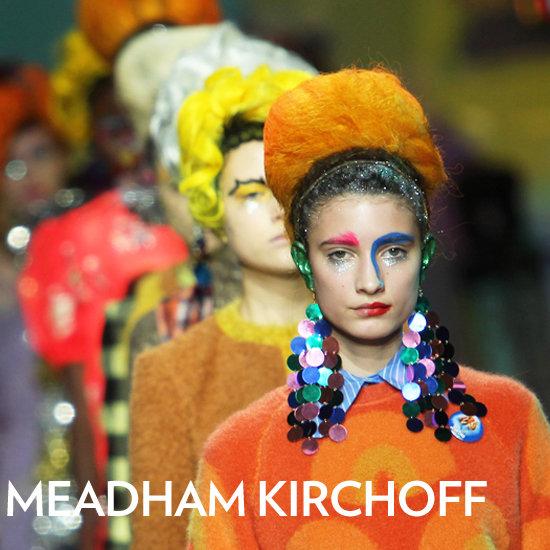 Meadham Kirchhoff Autumn/Winter 2012 London Fashion Week
