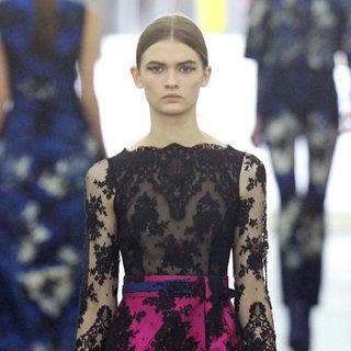 London Fashion Week Fall 2012 Trends