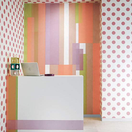 Decorate With Colorful Tape