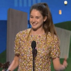 """Video: Spirit Winner Shailene Woodley Credits The Descendants For Shaping """"My Young Adult Life"""""""