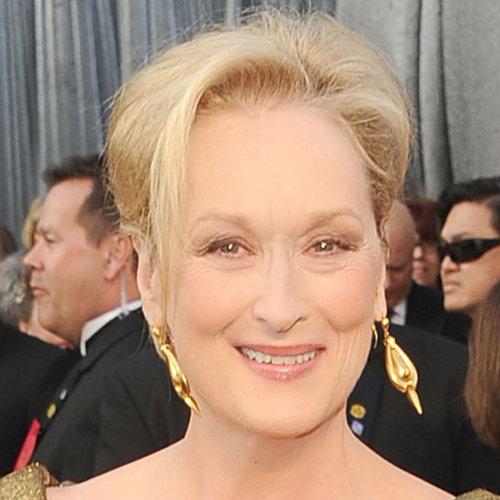 Meryl Streep Wins Oscar Best Actress For The Iron Lady