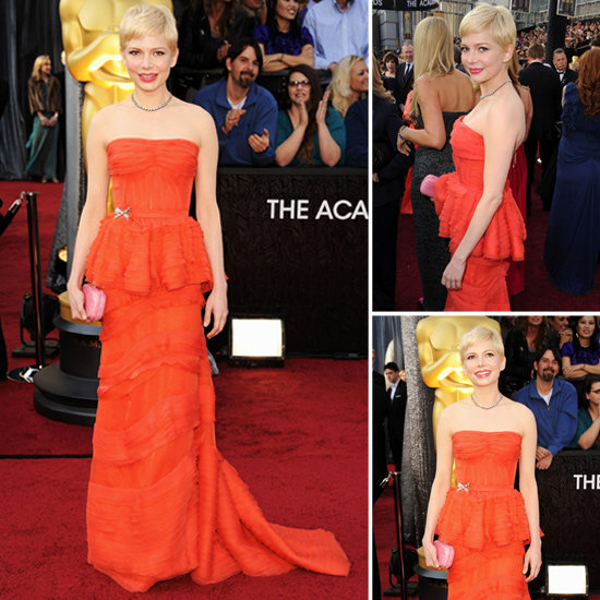 Shop Pieces Inspired by Michelle Williams's Oscars Dress