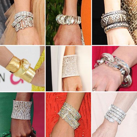 Oscars Jewelry Trend 2012