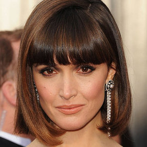Rose Byrne's Hair and Makeup at the 2012 Oscars