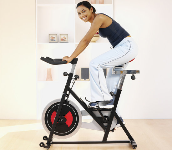 Indoor Spin Workout to Do at Home