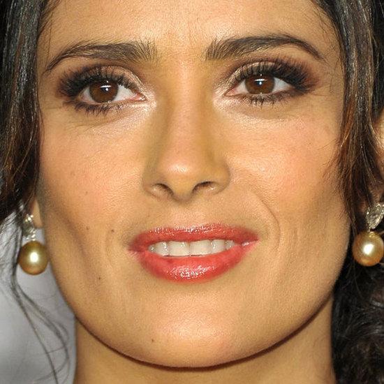 Salma Hayek: Her Oscars Makeup