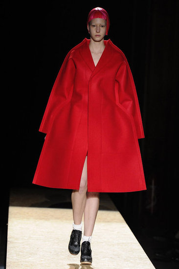 Comme Des Garcons Runway 2012 Fall