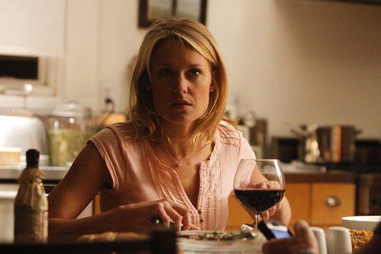 Laura Allan as Hannah in Awake.