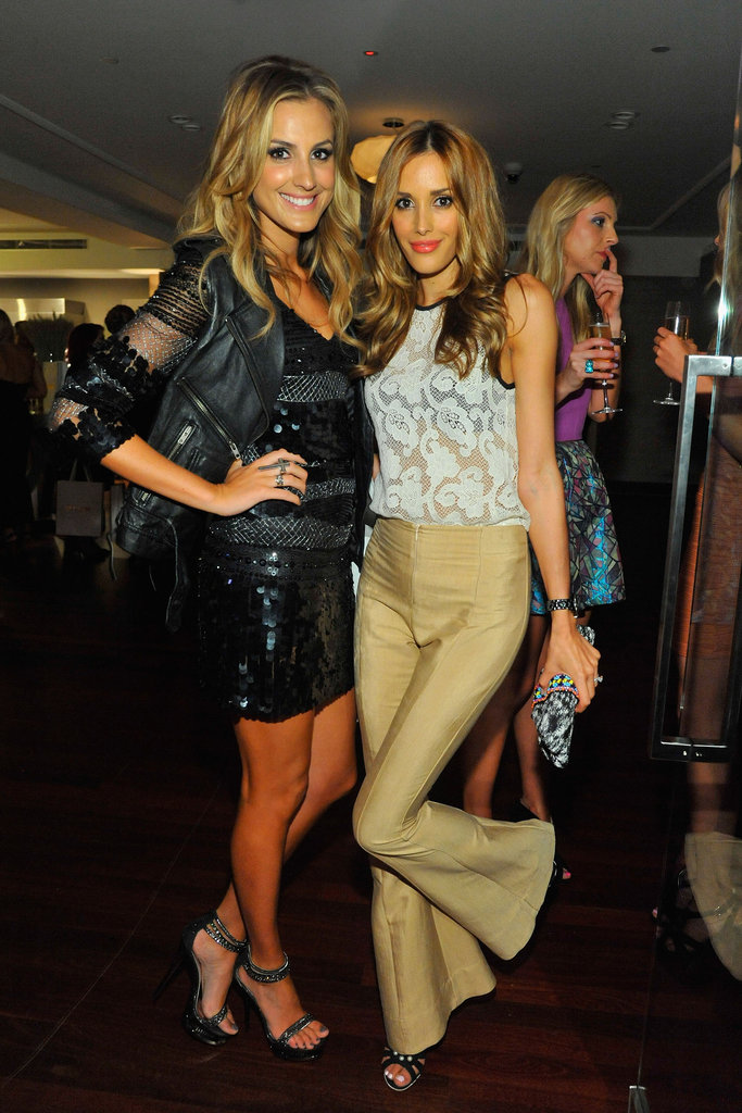 Laura Dundovic and Rebecca Judd