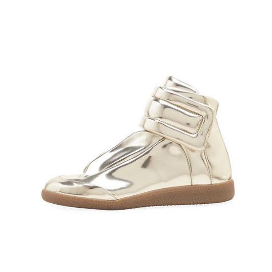 Sneakers, approx $627, Maison Martin Margiela at La Garconne