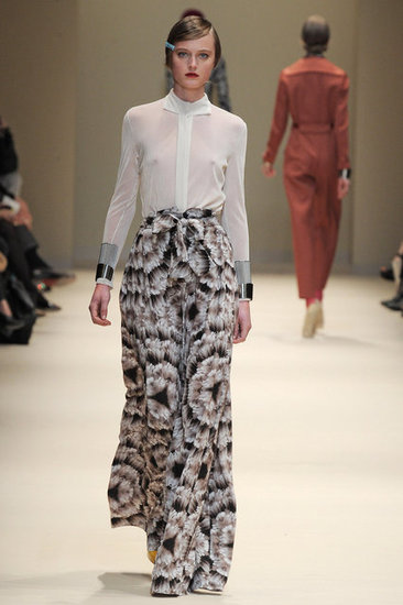 Cacharel Runway 2012 Fall
