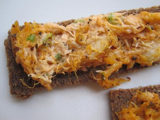 Crab Toasts