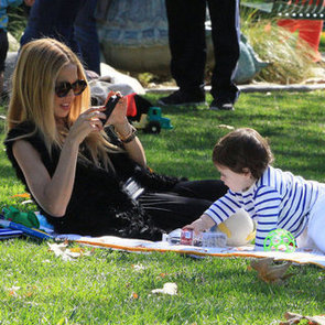 Best Celebrity Family Pictures March 5, 2012