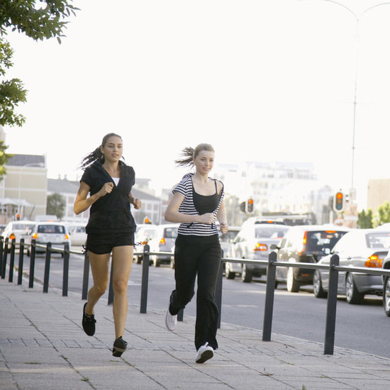 Why You Should Compete With Your Workout Buddy