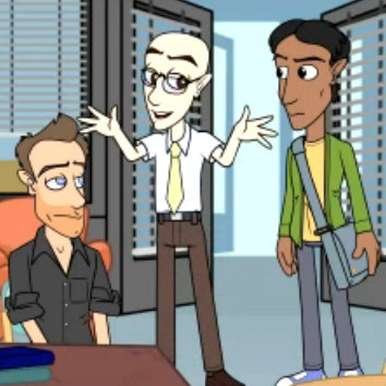 Community Animated Webisode