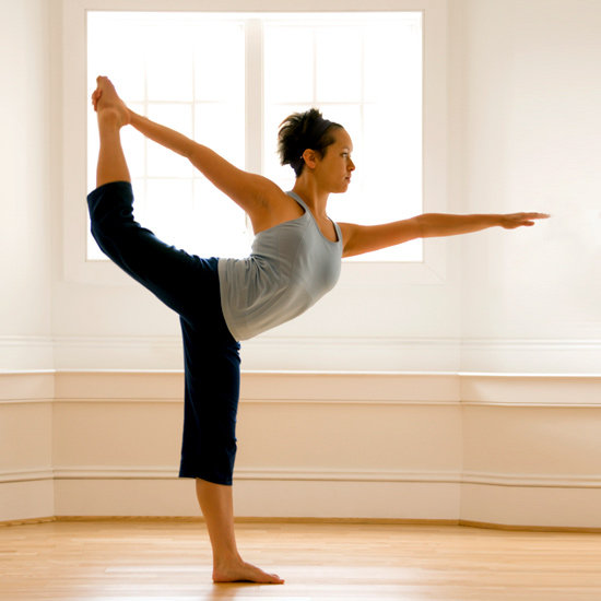 Yoga Poses to Improve Balance | POPSUGAR Fitness
