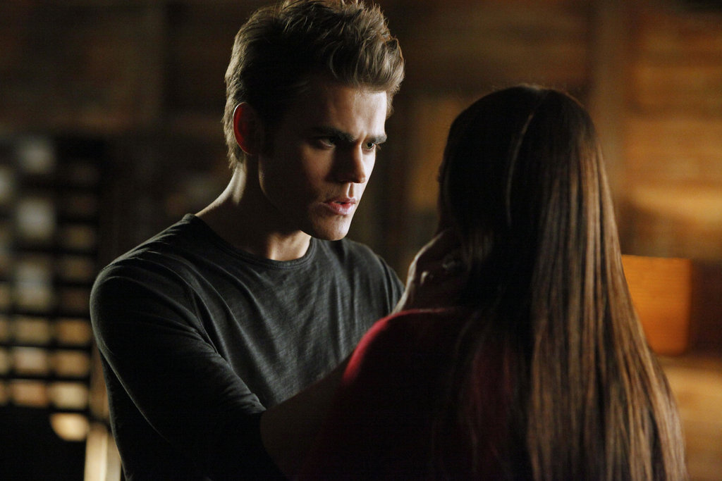 vampire diaries 6x02 elena and stefan first meet