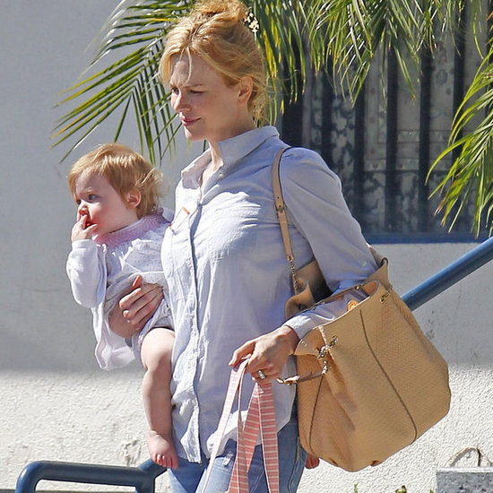 Nicole Kidman Pictures at Children's Gym With Faith Urban