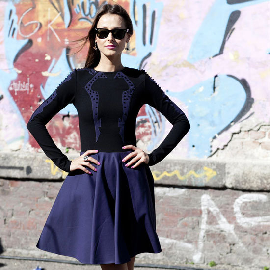 Street-Style Pictures From Fashion Week Fall 2012