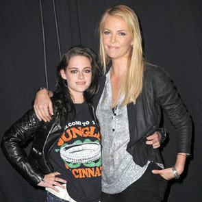 2012 WonderCon Celebrity Pictures of Kristen Stewart, Charlize Theron and More
