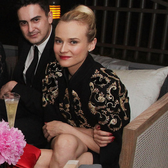 Diane Kruger at St. Regis Opening in Miami Pictures