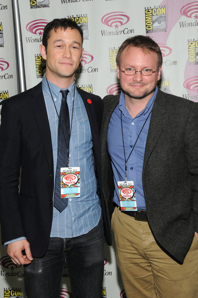 Joseph Gordon-Levitt at WonderCon.