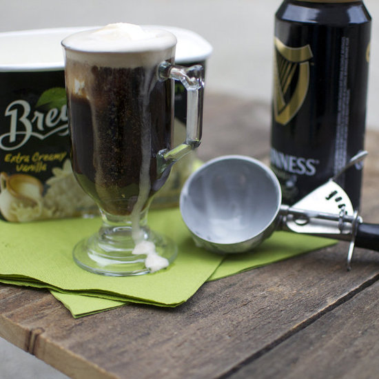 St. Patrick's Day Guinness Milkshake 2-Ingredient Recipe