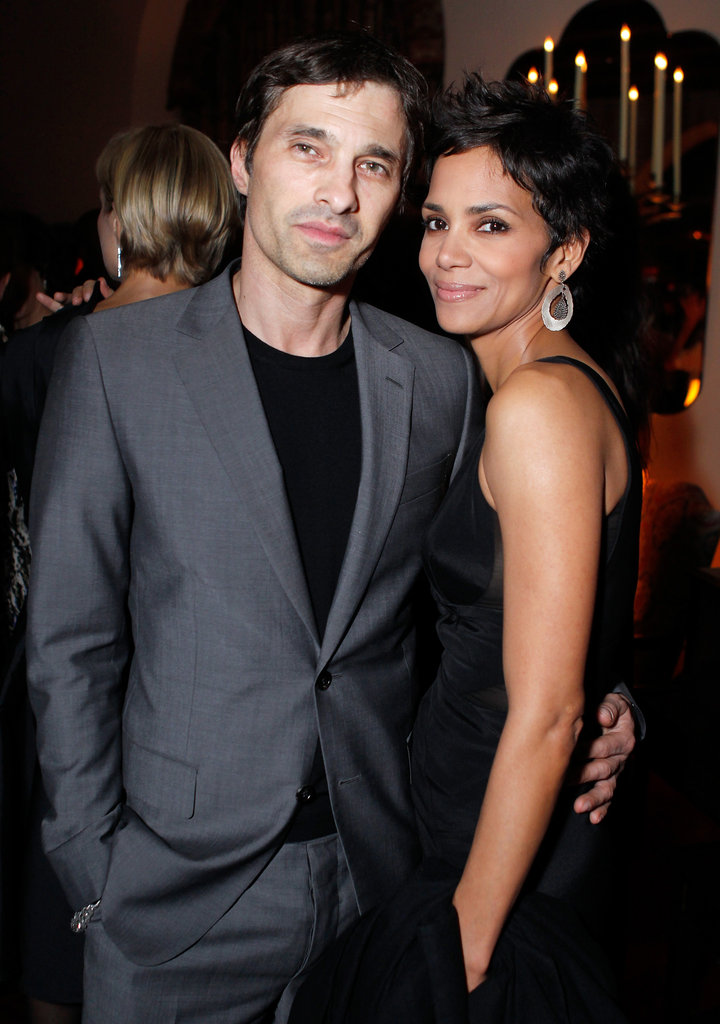 Olivier Martinez and Halle Berry were together in February 2011 for Harvey Weinstein and Dior's Oscar Dinner at the Chateau Marmont.