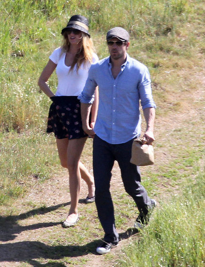 Blake Lively and Ryan Reynolds were spotted together on an ice cream run and seen holding hands on a hike in LA.