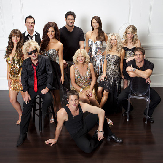 Meet the New Celebrities of Dancing With the Stars 2012