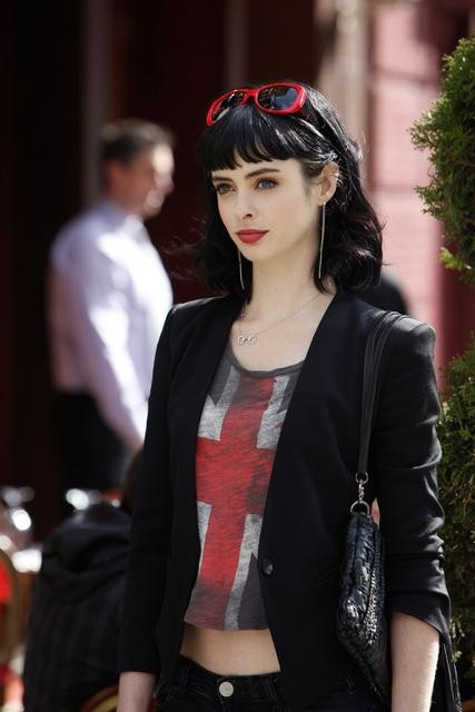 Krysten Ritter in Don&#039;t Trust the B---- In Apartment 23.