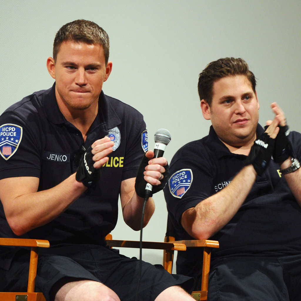 Australia S Rob Simmons Catches A Monitor: Channing Tatum And Jonah Hill Pictures At 2012 SXSW