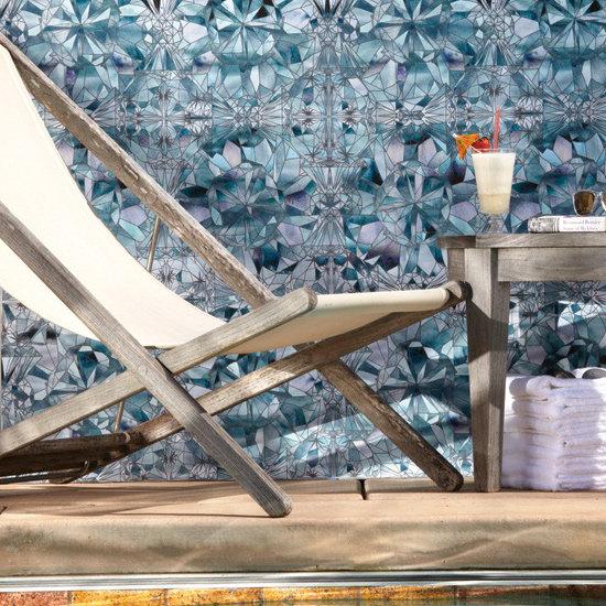 Eskayel Pool Collection Wallpaper Fabric