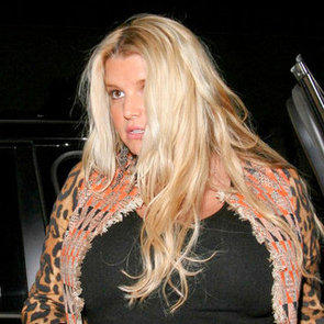 Pregnant Jessica Simpson at Dinner With Eric Pictures