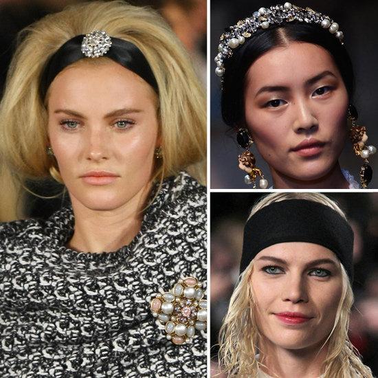 2012 Autumn/Winter Beauty Trends: Hairbands