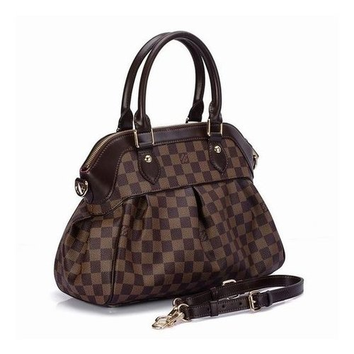 LV Trevi PM Women Damier Ebene Canvas N51997