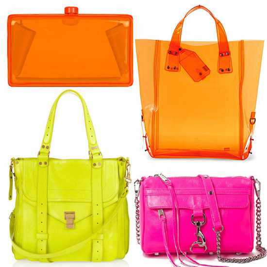 Best Neon Bags For Spring