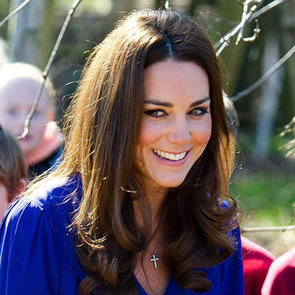 Kate Middleton First Public Speech Pictures