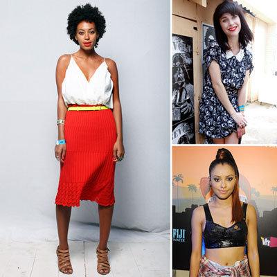Celebrity Style at SXSW 2012