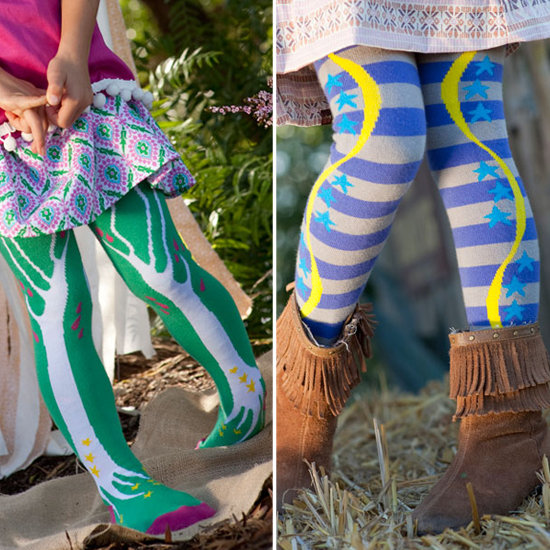 Whimsical Leggings For Little Girls